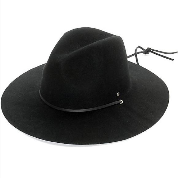 d5a0d76d91093 Brixton Mayfield II fedora felt wide brim hat